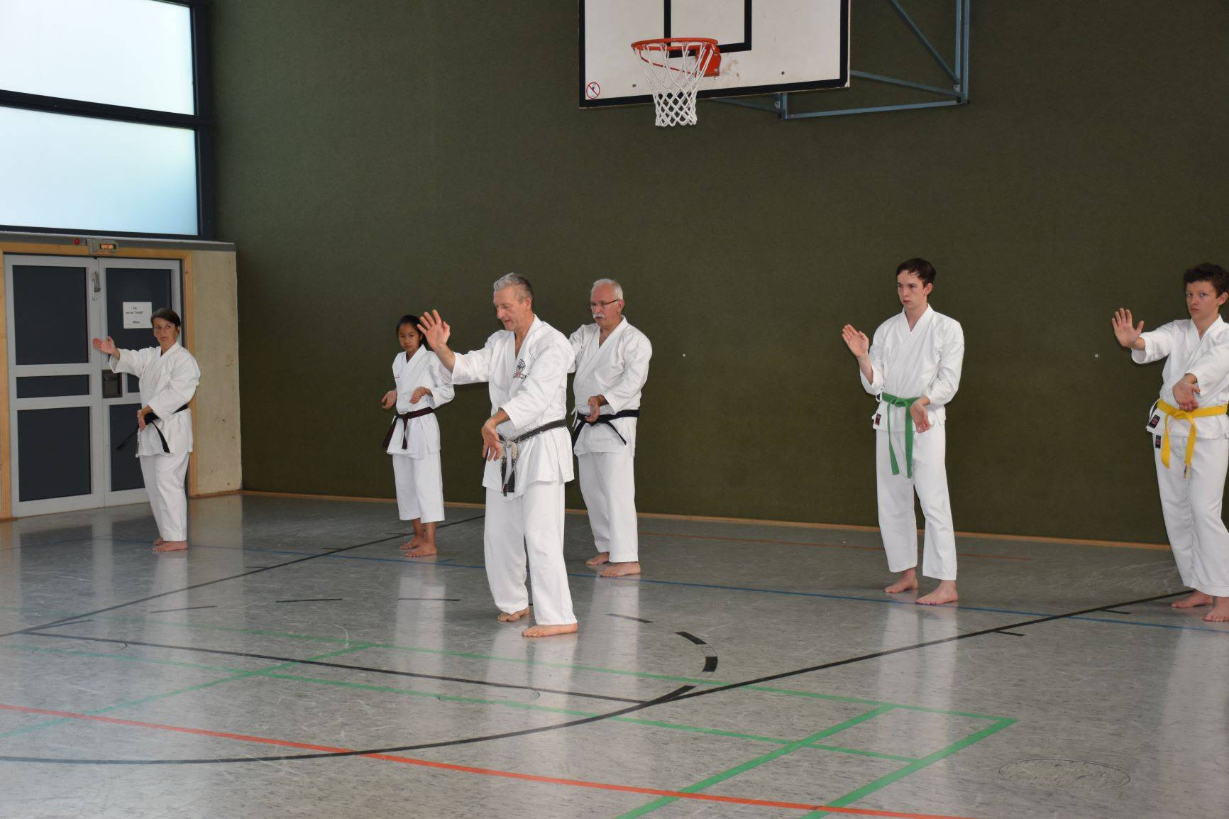 Karate Training2