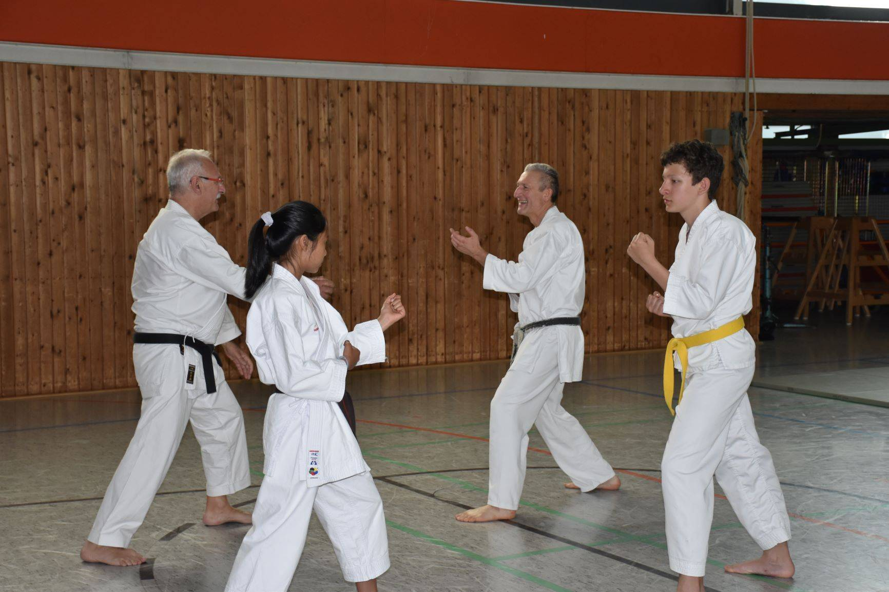 Karate Training3